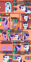 Past Sins: Everfree Discovery P1 by SaturnStar14
