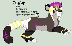 Fever Character Chart 2013 - SOLD by Kainaa