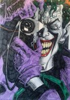 The Joker by meralc
