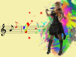 YzzzzColorOfMusic by Partists