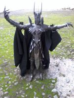 Expo - Lord of the Rings 2012 Sauron by GatoNoturno