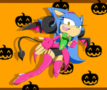 :Happy Halloween!: :2015: by Midnight-Kyon