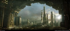 Arch City by StefanMorrell