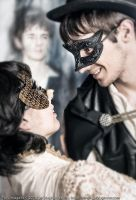 The Masquerade by SBibb