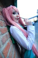 Saya by MikadoCosplay