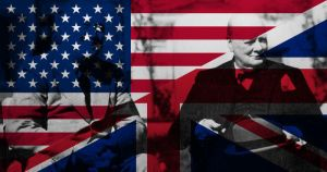 United States and the United Kingdom by turian097