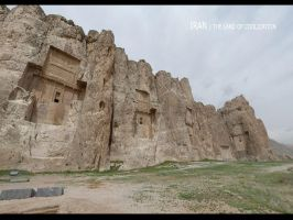 IRAN - LAND OF CIVILIZATION by Persians