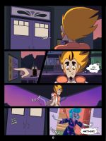 The Mystery Skulls Misadventures: 'Wounds' pg8 by Anastas-C
