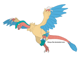Archeops for Storm108 by Shoyu-Rai