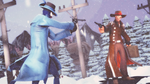 Icy Showdown by D3athbox