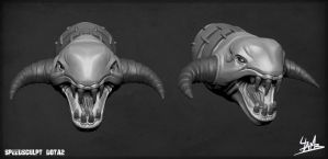 Speed sculpt Dota2 by Ulamb
