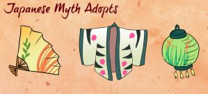 Japanese Myth Adopts 1 All Gone