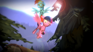 Flying Lessons by d0ntst0pme