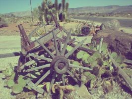 Silver Reef Ghost Town 3 by morbidromantic