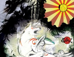Okami - Between Light and Dark by BreakTheDay