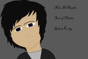 Nico DiAngelo by lollimewirepirate