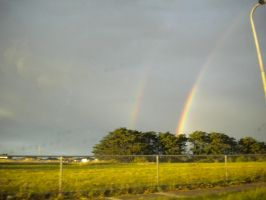 Double The Rainbow by Bee10731