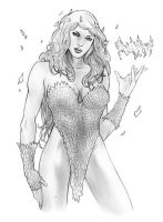 Poison Ivy by Csyeung
