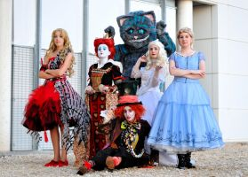 Alice in Wonderland by Cami86