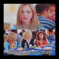 Mean Girls by ClairuVampire