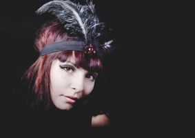 Flapper by CarrieGrr