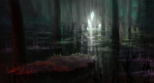 Swamp by lidijaraletic