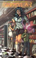 Giantess A - Z Cover Artwork. gentle, mini-gts by giantess-fan-comics