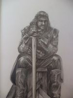 Lord of Winterfell and the hand of the king by CamillE898