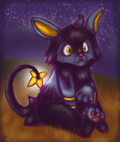 Luxio by FancyPancakes