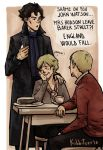 SHAME ON YOU JOHN WATSON... by Kibbitzer