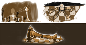 Chess Project Thumbnails by Jabnormalities