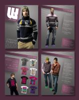 Clothing Catalog by Creatunco