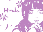 hinata purple vector by belcroser666
