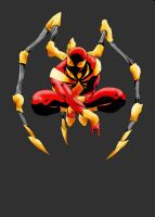Iron Spider PS by D-KenSama78