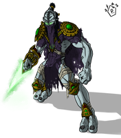 SC2 - Zeratul by LeM0N-head