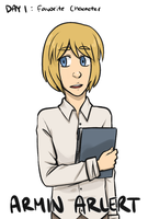 Snk 20 Day Challenge Day 1 by oofuchibioo