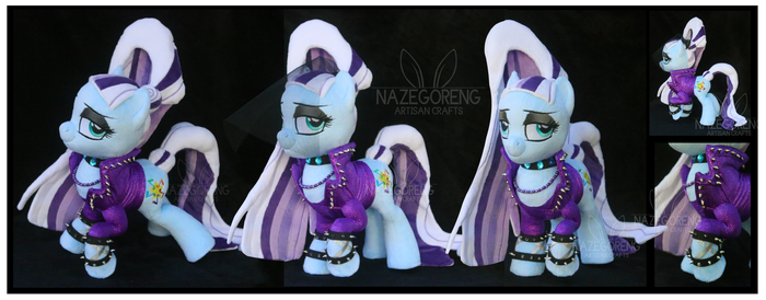 Countess Coloratura Custom Plush by Nazegoreng