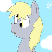 Derpy Practice by dratini12