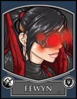 Fewyn - 2013 Badge by Noxychu
