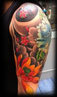 japanesehalfsleeve colored by WillemXSM