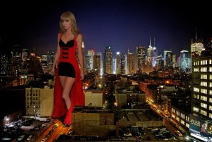 Taylor Swift by danforddan