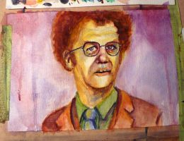 Dr. Steve Brule by thewalkingman