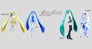 Pose Pack {download} by xCOLOURz