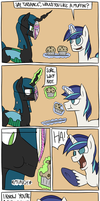 Trick the Changeling by timsplosion