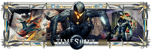time shift by 13XV