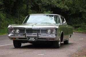 1968 Dodge Polara by finhead4ever