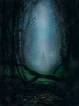 Heart of the Forest by Jetsam42