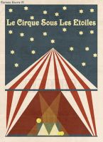 Circus Under The Stars by tissa