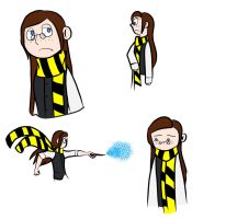 Dat scarf by FableWing