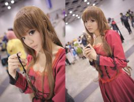 CF 2011 Day 1 : Aohigeko by yingtze